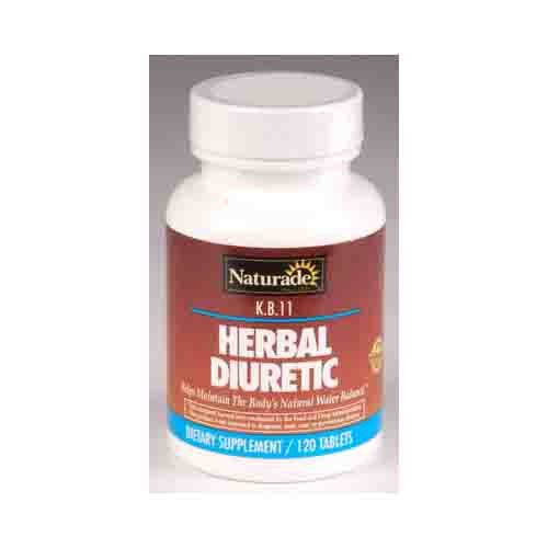 Herbal Diuretic Diet Aid KB 11