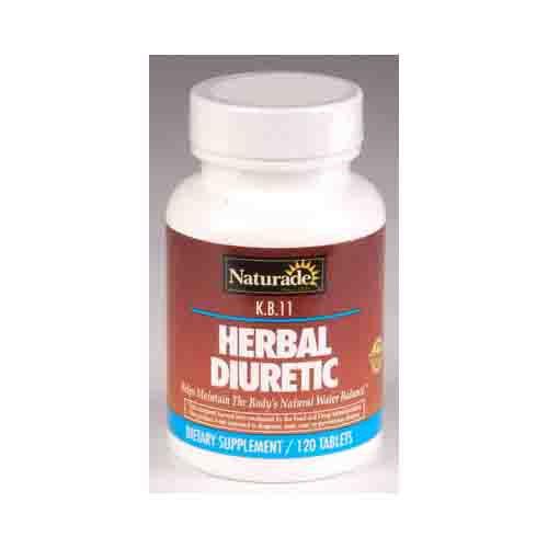Herbal Diuretic Diet Aid KB 11