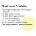 ProCel Southwest Omelette Recipe