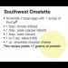 ProCel Southwest Omelette Recipe