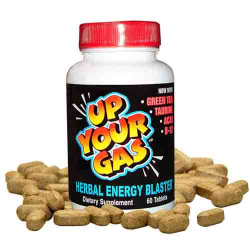 Up Your Gas Herbal Energy Blaster