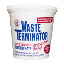 Hueter Toledo Waste Terminator