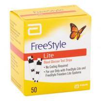 Freestyle Lite Test Strips Box of 50 - 70822