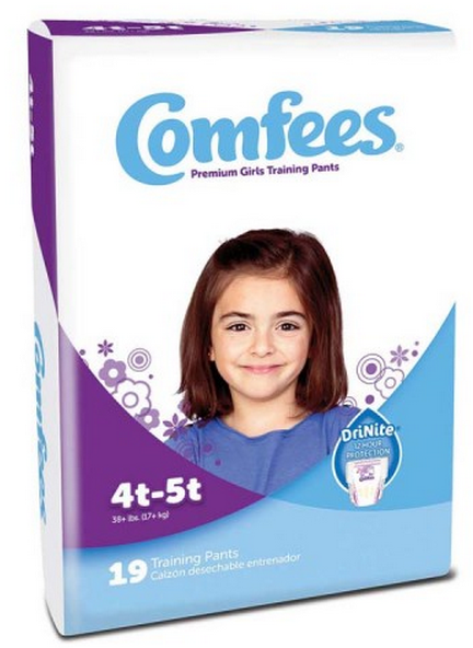 Comfees Training Pants Potty Training Diapers