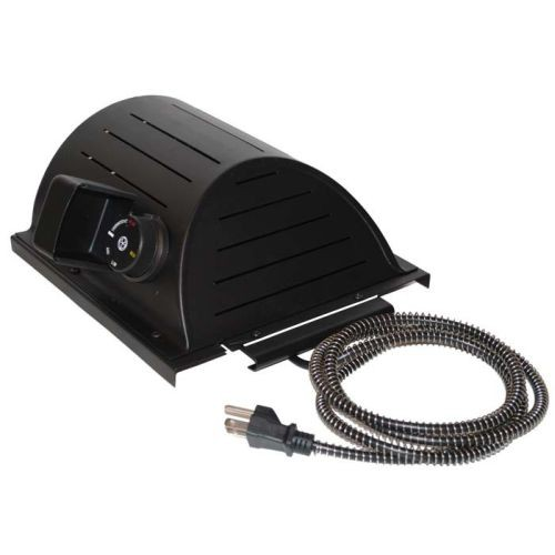 Hound Heater Dog House Furnace Deluxe with Igloo Bracket