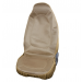 Heated Car Seat Cover 12V Tan