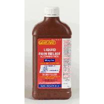 Mckesson GeriCare Liquid Pain Relief - 16 oz. Bottle