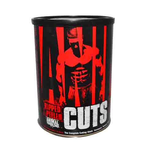 Animal Cuts Muscle Building Supplement