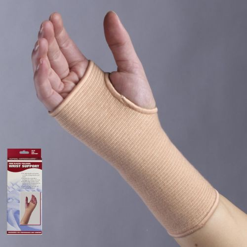 Pull-On Elastic Wrist Support