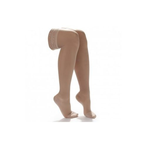Beige Thigh-High 15-20 mmHg