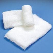 Fluftex Gauze Sponge 6 x 6.75 inch, Medium, Sterile - 11-003