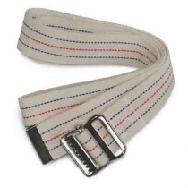 Red, White and Blue Striped Gait Belt