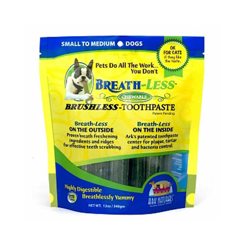 Ark Naturals Breath Less Brushless Toothpaste for Pets