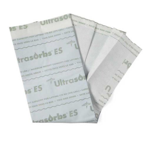 Medline Ultrasorbs ES Extra Strength Drypad and Drawpad