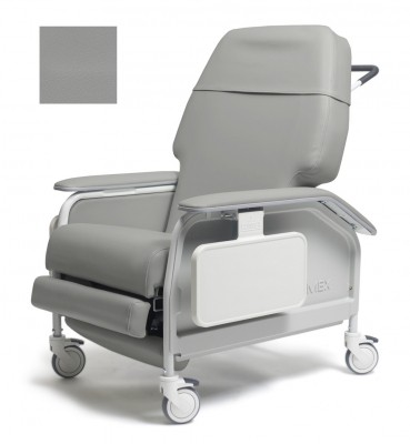 lumex extra wide clinical care geri chair recliner e7c