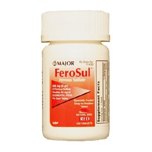 FeroSul Iron Supplement