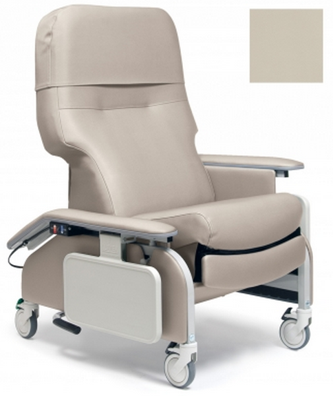lumex deluxe clinical care recliner by graham field  779