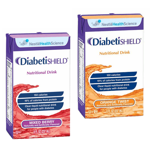 Diabetishield Diabetic Nutrition Drink
