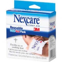 Nexcare Reusable Hot Cold Pack 207518 | General Purpose Compress with Sleeve by 3M