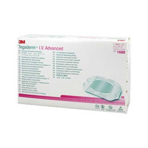 3M Tegaderm IV Advanced Securement Dressings | Vitality Medical