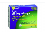 Sunmark All Day Allergy Relief Tablets