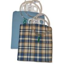 Lightweight Canvas Urinary Drainage Bag Cover