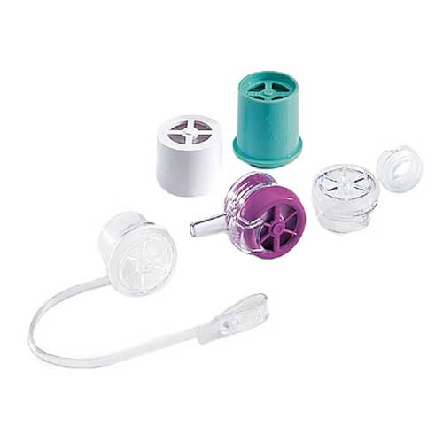 Passy-Muir Tracheostomy Speaking Valves and Trach Accessories