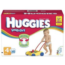 Huggies Ultra Trim Diapers