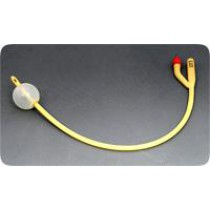 AMSure Two Way Silicone Coated Latex Foley Catheters