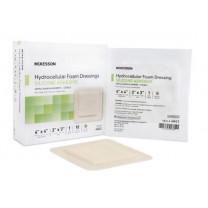 Mckesson Hydrocelluar Adhesive Foam Dressing 6 x 6 Inch - Sterile