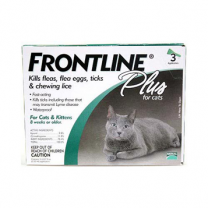 Frontline Control Plus for All Cats and Kittens