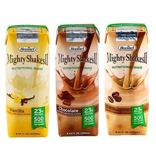 Hormel Mighty Shakes II Nutritional Shake