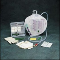 Infection Control Foley Tray with Bag without Catheter