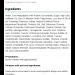 PediaSure 1.0 Ingredients