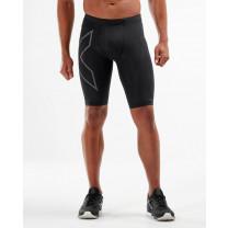 2XU Men's MCS Run Compression Shorts on Model