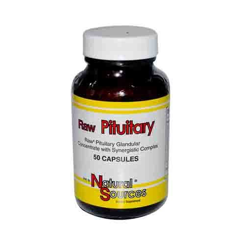 Raw Pituitary Glandulars Dietary Supplement