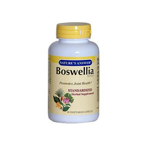 Nature's Answer Boswellia Extract