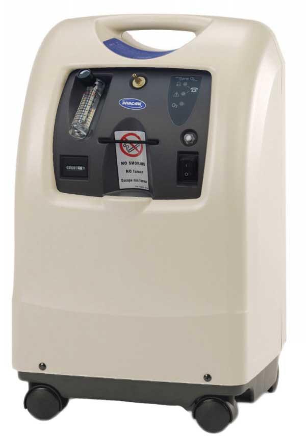Invacare Perfecto2 V Oxygen Concentrator 5 Liter Machine Irc5po2v