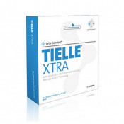 TIELLE XTRA Non-Adhesive Foam Dressing