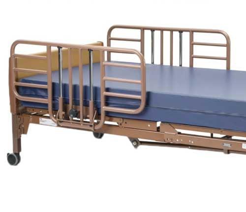 Invacare Reduced Gap Hospital Bed Rails 6628 6628 Tss