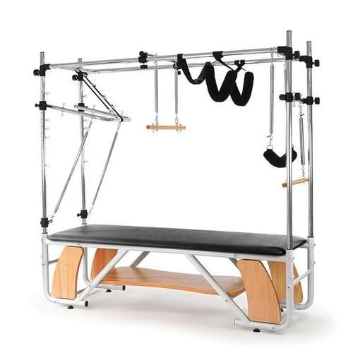 Stark Pilates Cadillac and Wall Trapeze Units