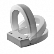 Ableware Raised Toilet Seat