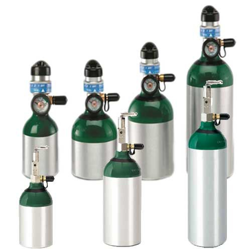 Portable Oxygen Supply