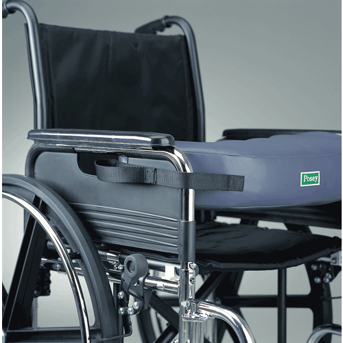 Posey Self-Releasing Wheelchair Positioner