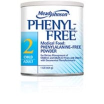 Phenyl-Free 2 Child to Adult Medical Food Powder