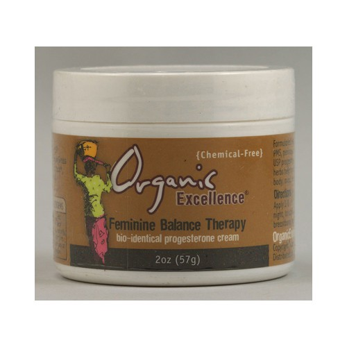 Organic Excellence Feminine Balance Therapy