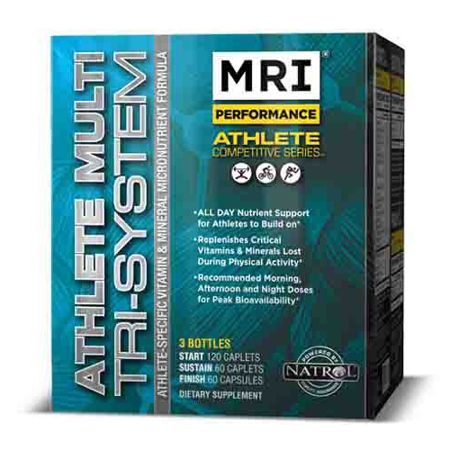 Athlete Multi Tri System Muscle Building Supplement