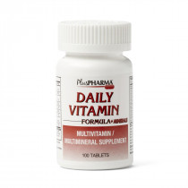 plusPHARMA Daily Vitamin