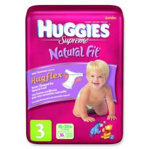 Huggies Supreme Gentle Care Diapers