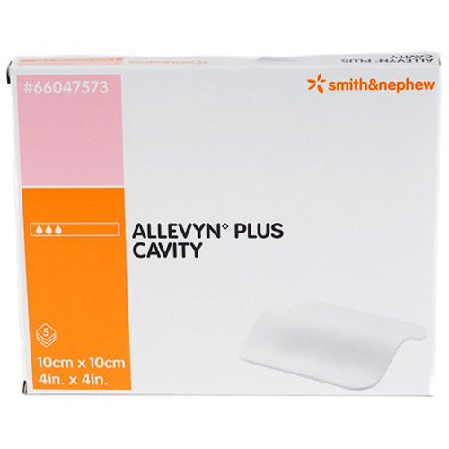 Smith and Nephew Allevyn 66047573 Plus Cavity